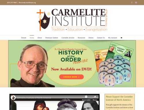 CarmeliteInstitute.net
