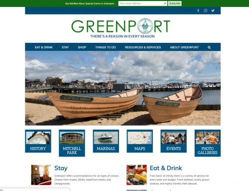 GreenportVillage.com